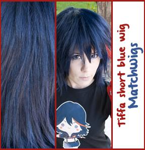 matchwigs tiffa blue