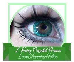 review_loveshoppingholics_ifairysupercrystalgreen