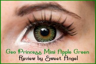Geo Princess Mimi Apple Green