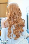 back wig