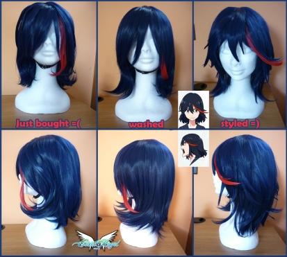 ryuko wig
