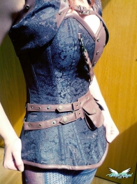 review corset