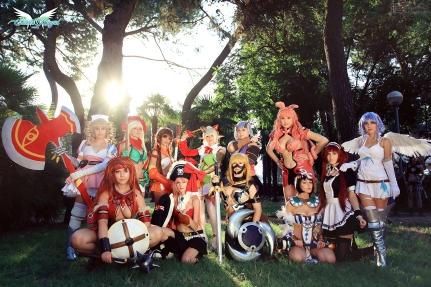 queen's blade group