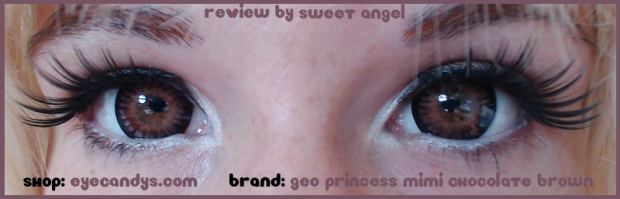 geo princess mimi review