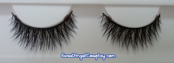 double flex eyelashes