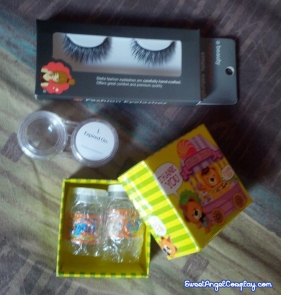uniqso lenses eyelashes