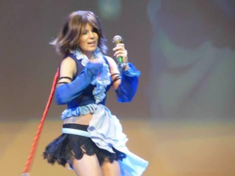 yuna performance