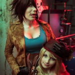 Freddy vs jason cosplay