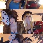 freddy vs jason female cosplay