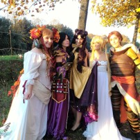 lucca comics backstage