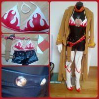 yoko bounty hunter costume