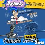 antonio federico firenze comics