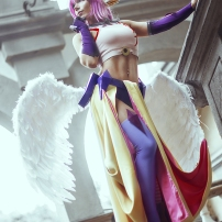 Jibril cosplay - ph chiara santaterra