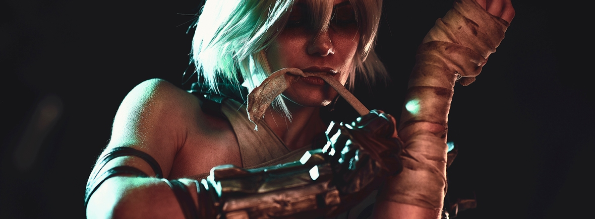 Riven Awaken Cosplay by miciaglo