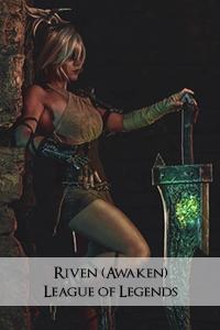 riven awaken cosplay